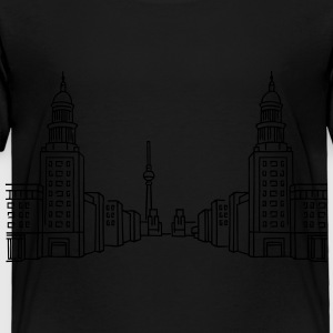 Frankfurter Tor Berlin Kids' Shirts - Toddler Premium T-Shirt