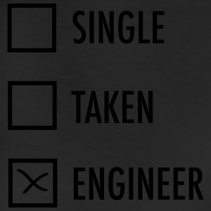 Single Taken Engineer T-Shirts - Leggings