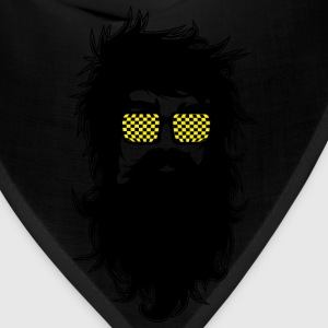 Men With Beards & Glasses - Bandana