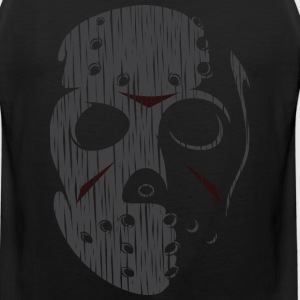 Hockey mask II - Men's Premium Tank