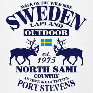 Swedish Lapland Tanks - Men's T-Shirt