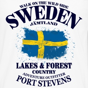 Sweden T-Shirts - Men's Premium Long Sleeve T-Shirt