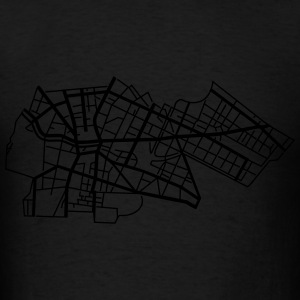 Berlin Kreuzberg Hoodies - Men's T-Shirt