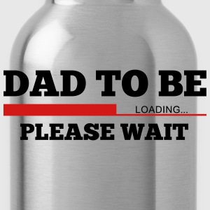 Dad To Be - Water Bottle
