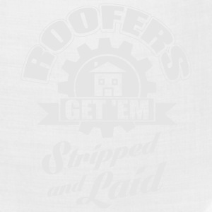 roofers get 'em stripped and laid Hoodies - Bandana