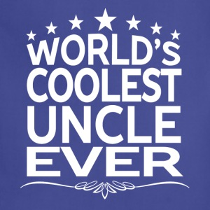 WORLD'S COOLEST UNCLE EVER T-Shirts - Adjustable Apron