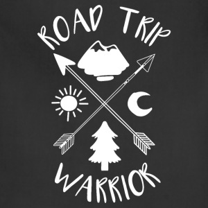 Road trip warrior - Adjustable Apron
