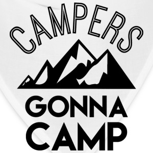 Campers gonna camp - Bandana