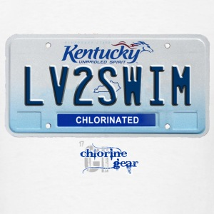 KY license plate  Long Sleeve Shirts - Men's T-Shirt