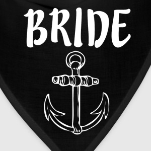 Bride with Anchor - Bandana