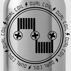 Dual Coil - T-Shirt - Water Bottle