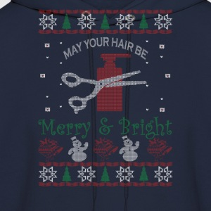 New Hair Stylist Christmas - Men's Hoodie