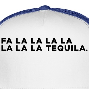 Tequila Funny Christmas - Trucker Cap