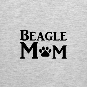 beagle mom Women's T-Shirts - Men's Premium Tank