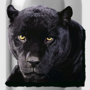 Black Panther- 3300 T-Shirts - Water Bottle
