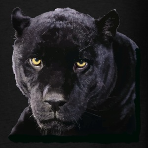 Black Panther- 3300 Hoodies - Men's T-Shirt