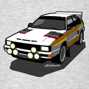 Audi Sport Rally Ur-Quattro Group B Long Sleeve Shirts - Men's T-Shirt