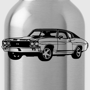 muscle car - Water Bottle
