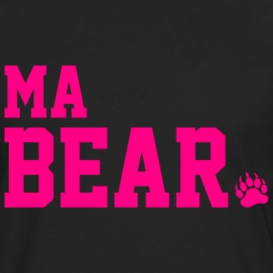 ma_bear Women's T-Shirts - Men's Premium Long Sleeve T-Shirt