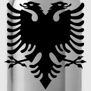 Albanian Eagle - Water Bottle