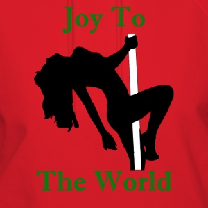 Joy To The World - Green - Women's Hoodie