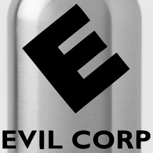evil corp mr robot fsociety Women's T-Shirts - Water Bottle