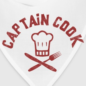 Captain Cook Long Sleeve Shirts - Bandana