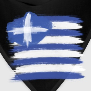 Greece Flag greek T-Shirts - Bandana