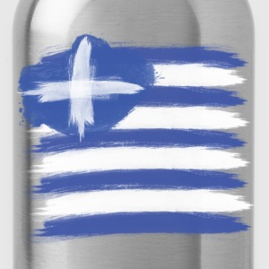 Greece Flag greek Kids' Shirts - Water Bottle
