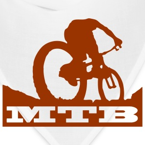 MTB Mountain Bike T-SHIRT - Bandana