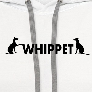 Whippet Baby & Toddler Shirts - Contrast Hoodie