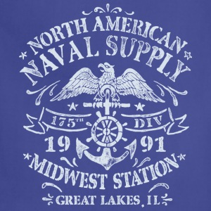 Naval Supply - Adjustable Apron