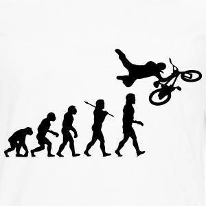 bm01 bmx evolution T-SHIRT - Men's Premium Long Sleeve T-Shirt