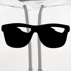 shades T-SHIRT - Contrast Hoodie