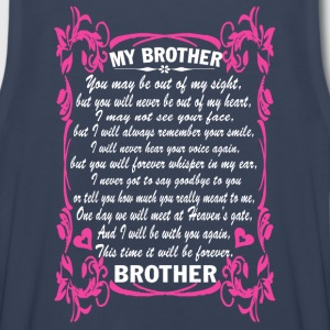 I love my brother - Men's Premium Tank