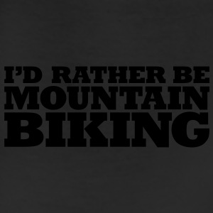 mb03  rather be mountain biking T-SHIRT - Leggings
