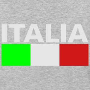 Italia flag - Baseball T-Shirt