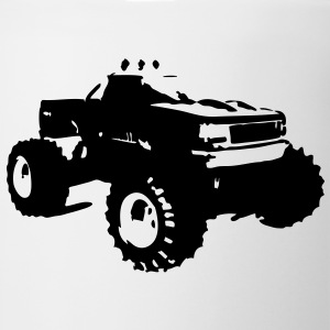 monster truck T-SHIRT - Coffee/Tea Mug