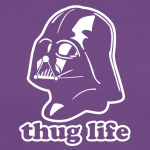 Thug Life Darth Vader - Men's Premium T-Shirt