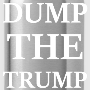 Dump The Trump - Water Bottle