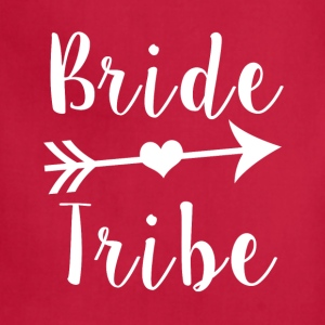 Bride Tribe Bridesmaid - Adjustable Apron