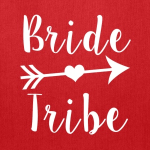 Bride Tribe Bridesmaid - Tote Bag