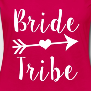 Bride Tribe Bridesmaid - Women's Premium Long Sleeve T-Shirt