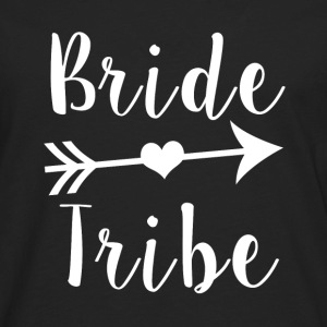 Bride Tribe Bridesmaid - Men's Premium Long Sleeve T-Shirt