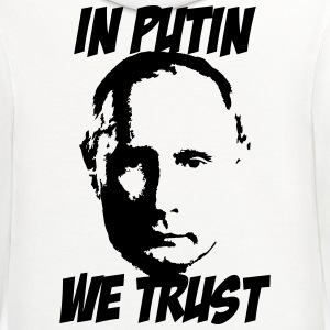 in Putin we trust T-Shirts - Contrast Hoodie