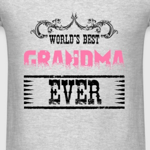 (worldsbestgrandmaever) Tanks - Men's T-Shirt
