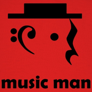 Music Man - Baseball Cap