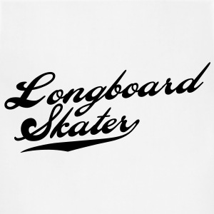 longboard skater T-SHIRT - Adjustable Apron