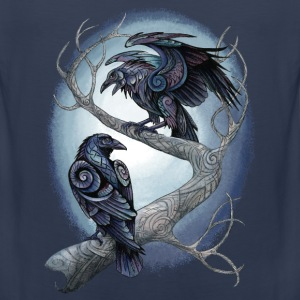 Huginn & Muninn Women's T-Shirts - Men's Premium Tank