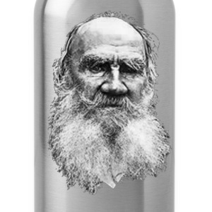 Leo Tolstoy T-Shirts - Water Bottle